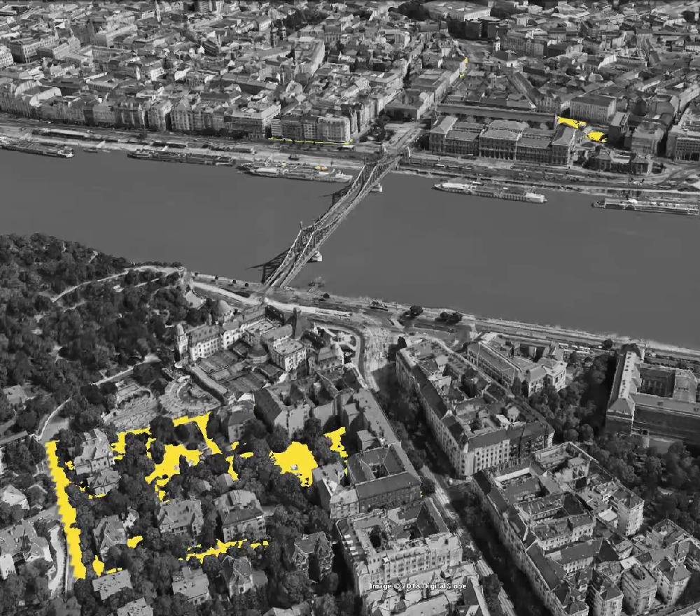 A holtakra épített város 3D
